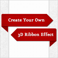 Create a 3D Ribbon Wrap-Around Effect (Plus a Free PSD!)