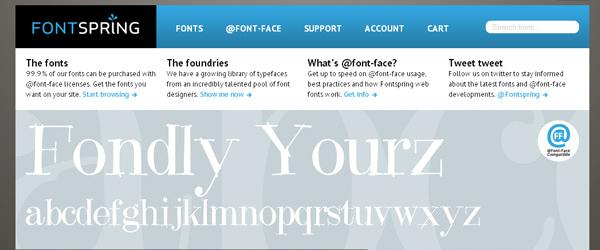 Font Replacement Methods for Web Designers Cufon font-face SIFR FLIR