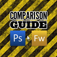 The Web Designer&#8217;s Guide to Comparing Photoshop and Fireworks