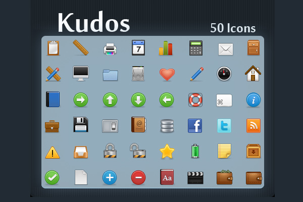 kudos free icon set The Ultimate Must Have Icon Mega Pack