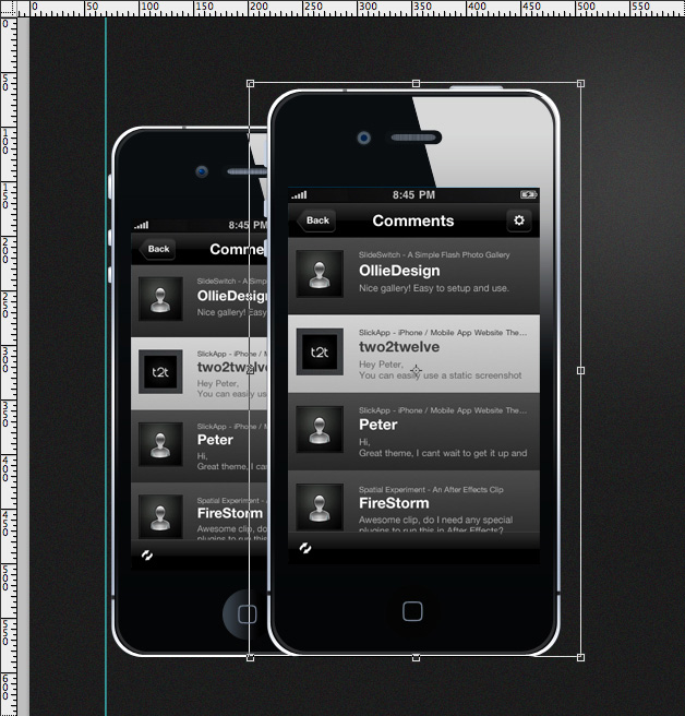 Sleek Mobile App Website Tutorial