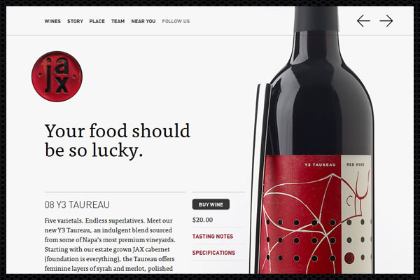 Web Design Trends : Web Typography 3
