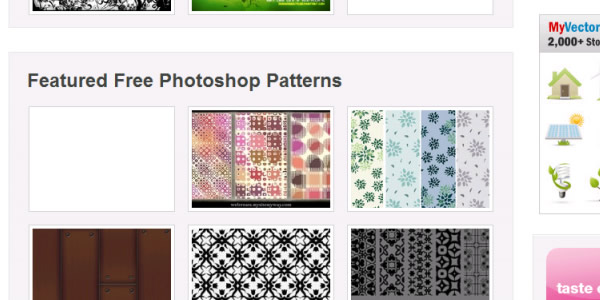Web Design Background Patterns