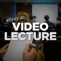 Weekend Lecture Series: 3 Pack for a 3-Day Weekend