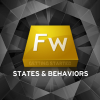 Getting Started with Fireworks: States and Behaviors