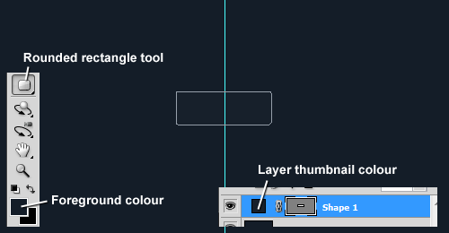 Создаем красивую, детализированную кнопочку *