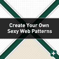 Create Your Own Sexy Background Patterns (Part 1: Pattern Basix)