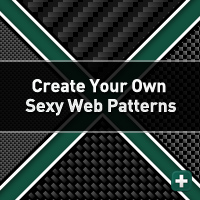 Create Your Own Sexy Background Patterns (Part 3: Carbon Fiber)