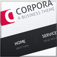 Create a Sleek, Corporate Web Design (HD Video Series: Day 4)