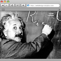 The Web Designer's Theory of Relativity