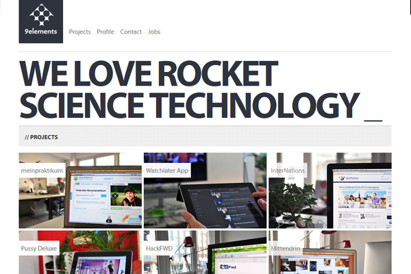 rocket Eight Important Factors of Good Web Typography