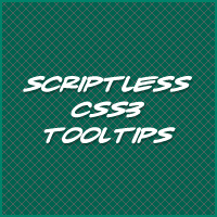 How to Create Script-Free CSS3 Tooltips
