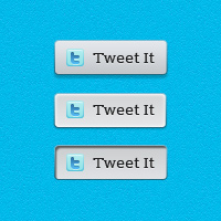 QuickTip: Pressable CSS3 Social Buttons