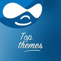 Top Drupal Themes from ThemeForest