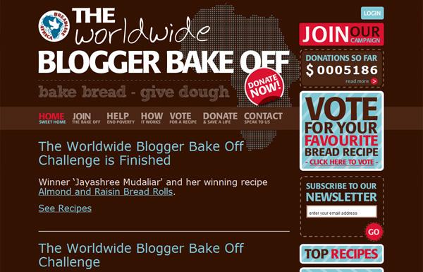 Blogger的烘烤关