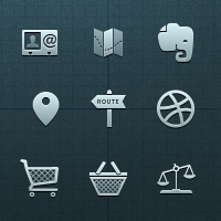 Guidelines For Creating Your Own Icon Set