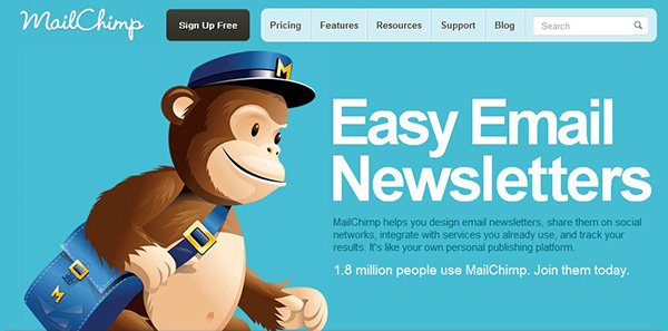 Mailchimp is one of the beloved brands on the Internet today