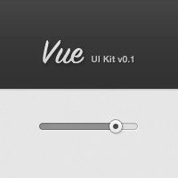 Exclusive PSD Freebie: Vue UI Kit