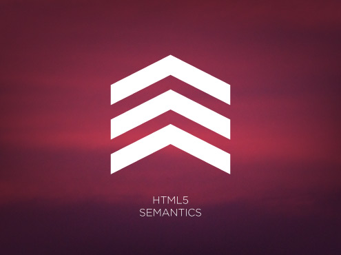 HTML5 semantics