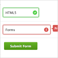 CSS HTML Contact Form