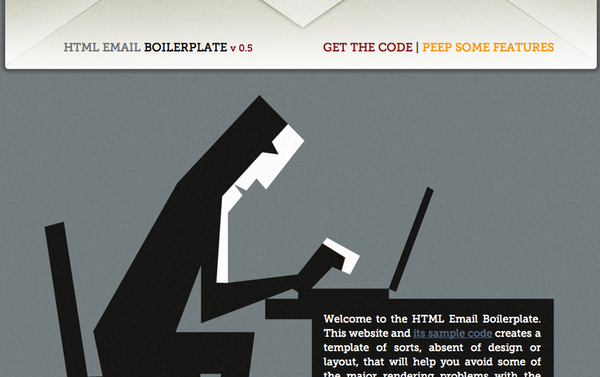 HTML Email Boilerplate