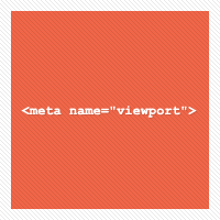 Quick Tip: Don't Forget the Viewport Meta Tag