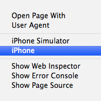Quick Tip: Using Web Inspector to Debug Mobile Safari