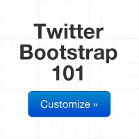 Twitter Bootstrap 101: Customize