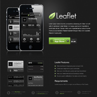 Design a Sleek Mobile App Website | Webdesigntuts+