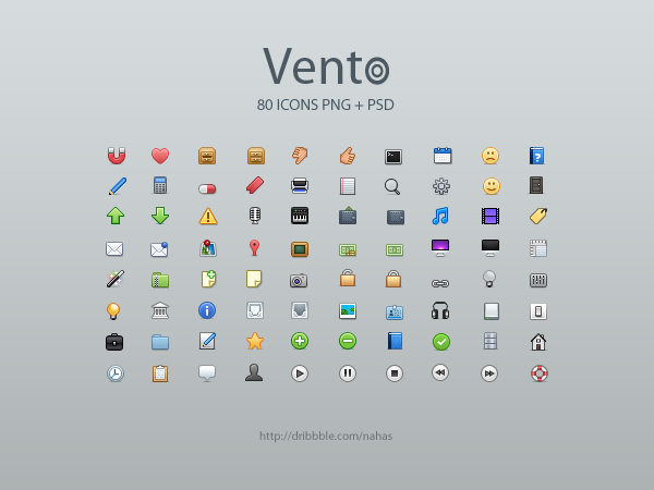 vento The Ultimate Must Have Icon Mega Pack