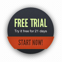 Win New Customers With a Free Trial Badge