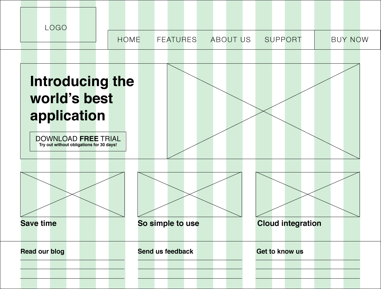 Lay Out Your Design: A Beginner's Guide To Wireframing A