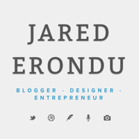 Web Design Workshop #18: Jared Erondu